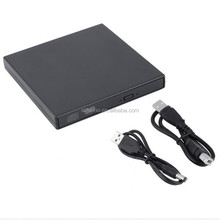 USB 2.0 External Optical Drive Combo CD RW Burner DVD ROM Portatil Writer Recorder Player for Laptop