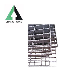 Factory building materials galvanized steel grating welded grating