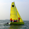 CCS certificate sailing yacht for sailboat center training use