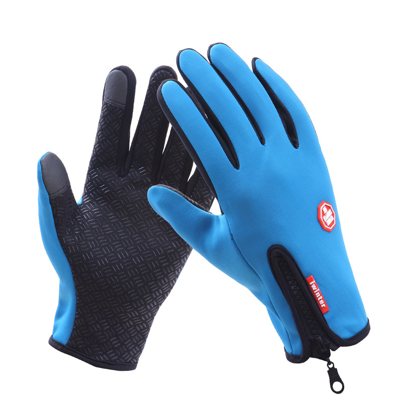 Fashion Comfortable Women Men Ski Gloves Winter Warm Motorcycle Sports Gloves