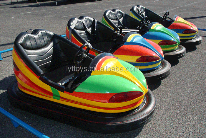 Chinese battery powered kids bumper car motor competitive price