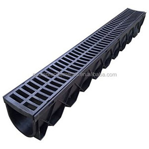 Residential Trench Drain & Grate