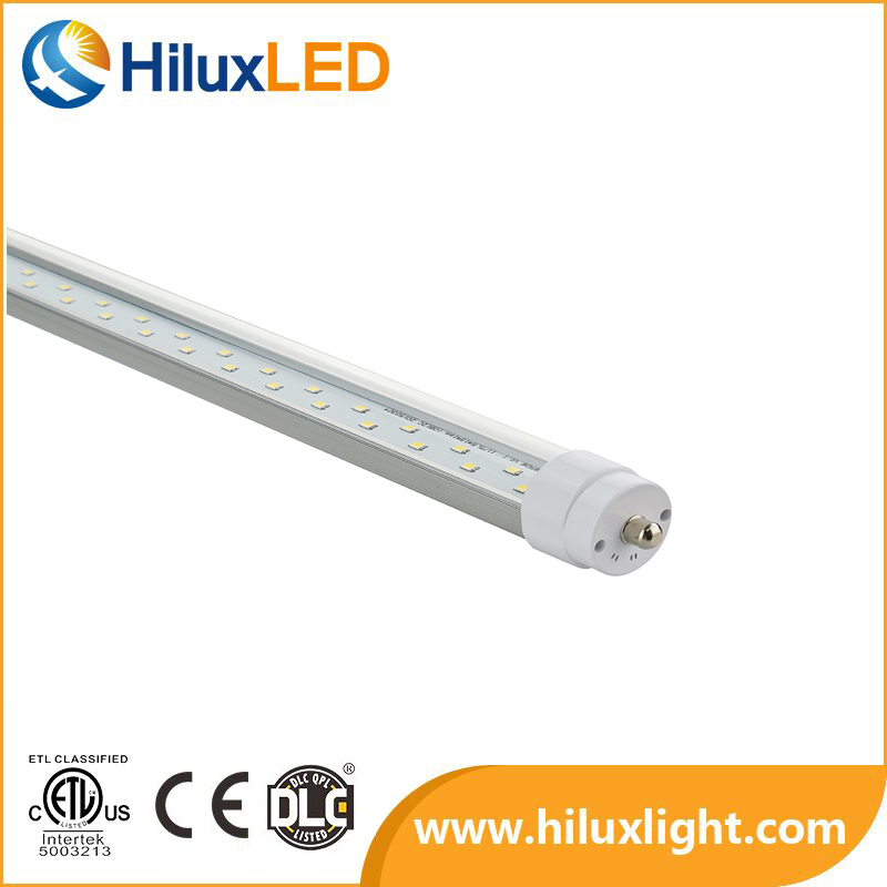 Good quality UL listed T8 aluminum material 2400mm 36w 2400mm led <strong>tube</strong> ul
