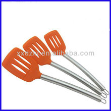 eco-friendly silicone cookware spatulas_spoon_colander_pancake turner