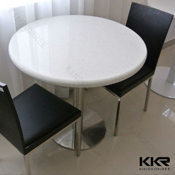 round quartz top no scratch dining table buy no scratch dining table quartz top dining table. Black Bedroom Furniture Sets. Home Design Ideas