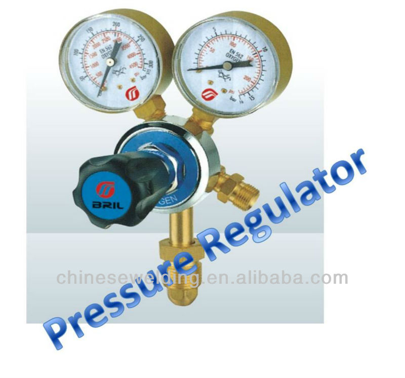 GH-252Cr Light Gas Pressure Regulator