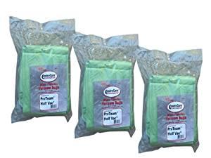 30 Commercial Proteam 106960, 106973 (Closed Collar) Super Half Vac HEPA Model Back pack Tank Vacuum Allergy Bag