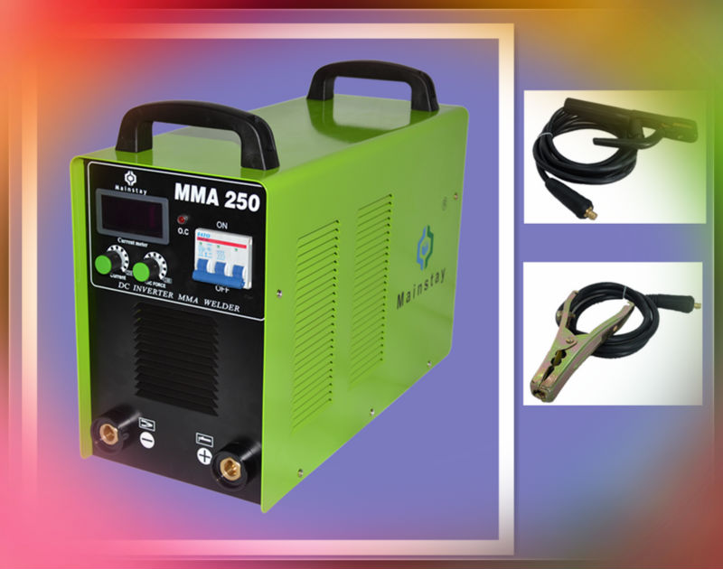 230A arc welder for pipe plug stainless steel socket weld