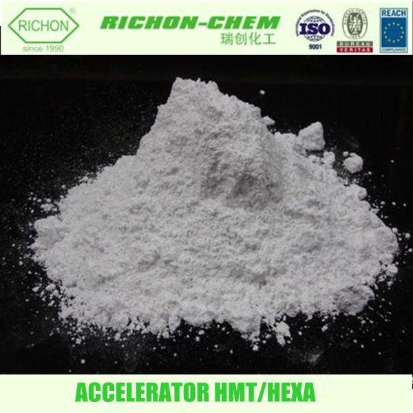 Accelerator HMT Powder Granular CAS NO.100-97-0 Best Selling Chemica Additives for Plastic Resin Textile Rubber