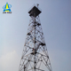 Hot dipped galvanized steel Prefabricated mountain forest fire lookout guard tower