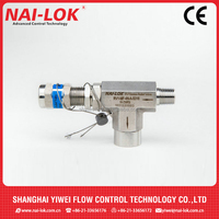 Stainless Steel Mineral Oil Relief Valve Safety Valve