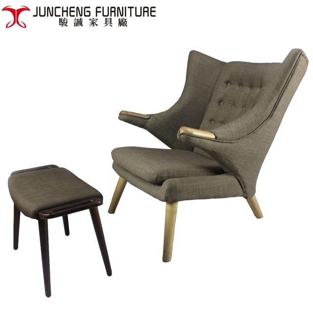 Teddy Bear Leather Sofa Chair Furniture