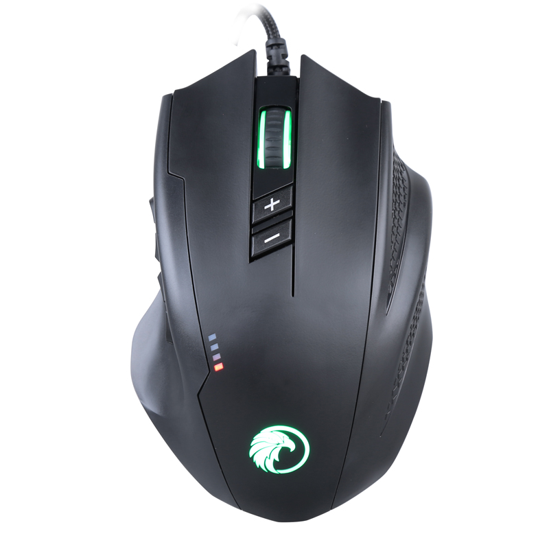 USB Optical Gaming Computer Mouse RGB Gaming Mouse for Laptops