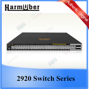 HPE/Aruba 48 Port Ethernet Network Switch 2920-48G-PoE+ 740W Switch (J9836A)