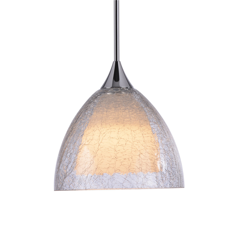 Latest warm white crack glass pendant led light <strong>modern</strong> for Bergman Werntoft