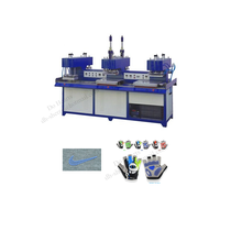 Dongguan siliconen t-shirt kleding label making machine