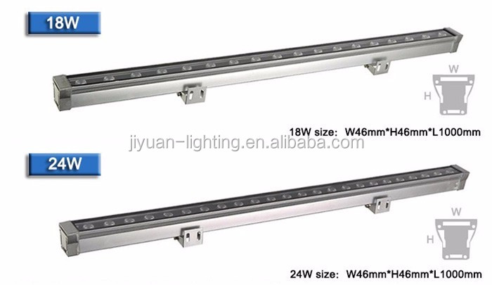 Indoor Flexible Cove Light Led Linear Reflector Led Wall Washer ...