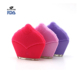 rechargeable private label sonic silicone facial cleansing brush manufacturers