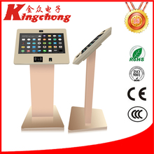 Interactive touch screen,lcd digital signage stand,touch screen kiosk totem lcd display