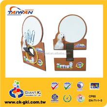 Hot sale cute for adverting gift hook key hanging magnetic board