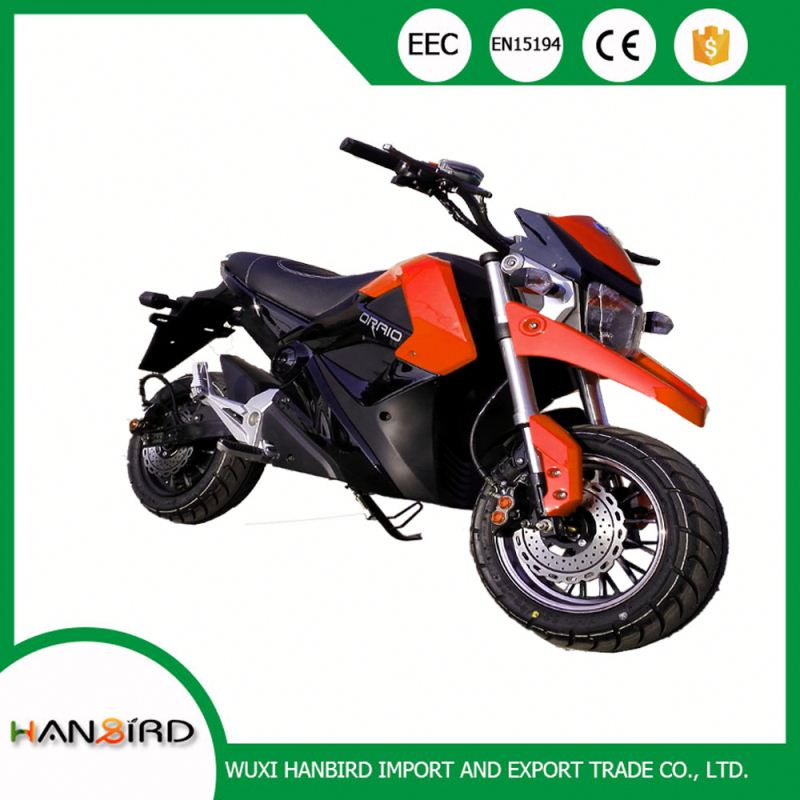The Popular M series 48V to 72V 2000w to 9000w Moped For Africa Market