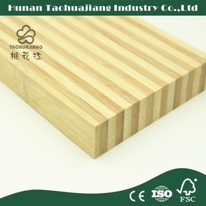 Shuttering Building Construction Materials Bamboo Decorative Panel