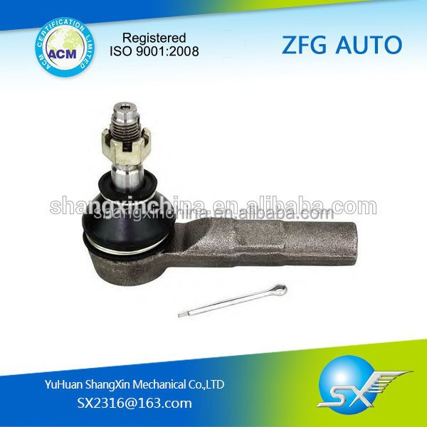 Selling Car Parts Certificated Steering Tie Rod End Fits TOYOTA Starlet OE 45046-19206 45046-19205 45046-19216