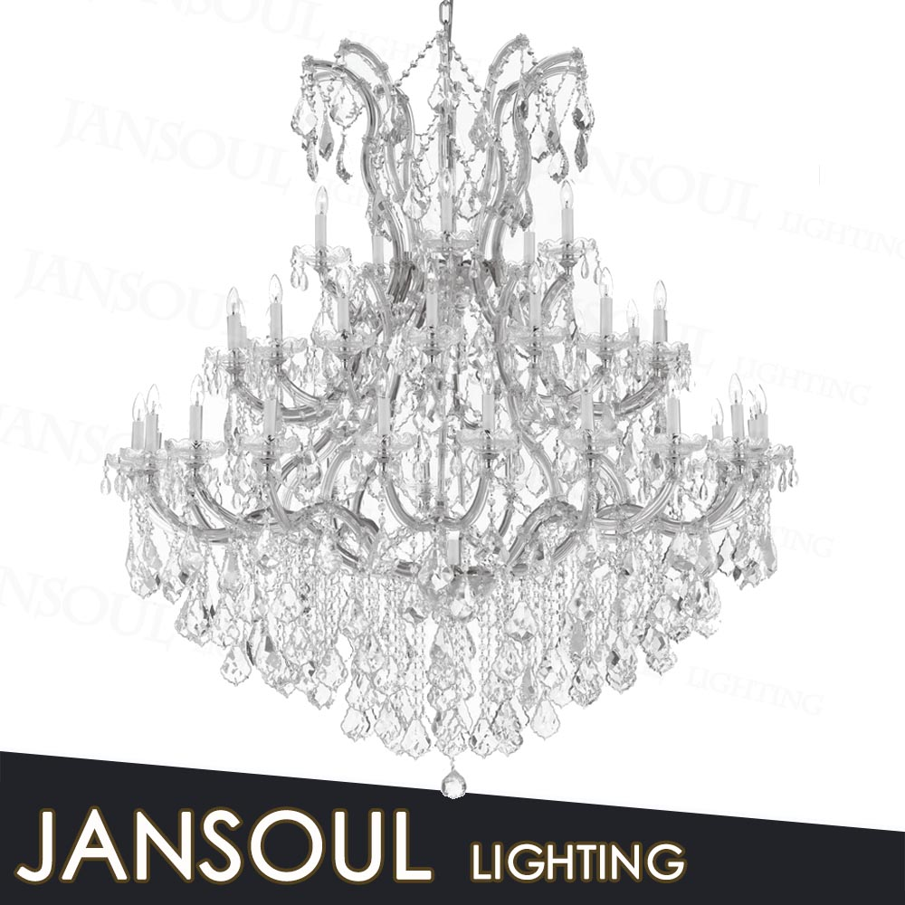 traditional crystal chandelier chrome luxury chandelier modern pendant lighting indian high end chandelier from china supplier