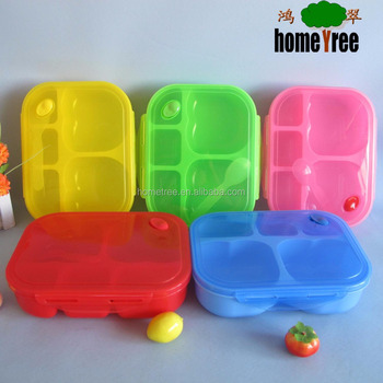 781ca42ed0 promotion lunch box,tiffin plastic lunch box in compartment for school,  HT13433
