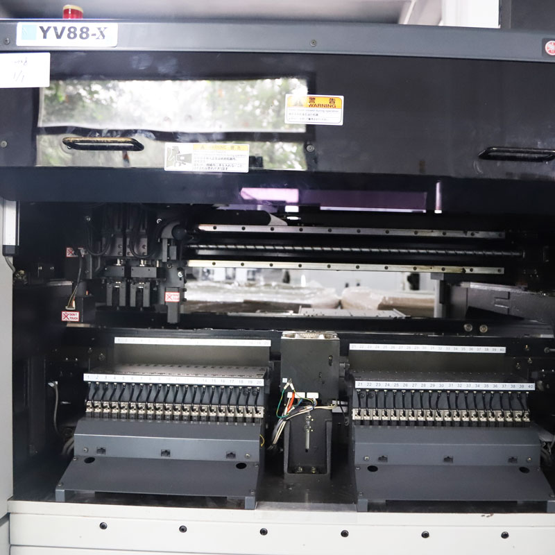 SMT Full Automatic High Speed pick and place machine  Yamaha Chip Mounter YV88X