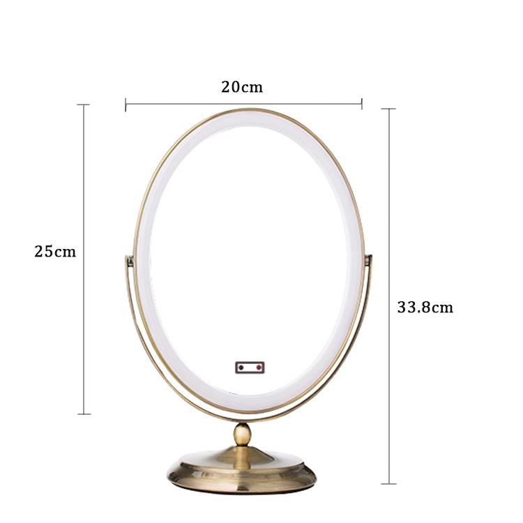 Tragbare Eitelkeit Make-up Spiegel 5x 10x 15x Vergrößerungs Spiegel Mit Zwei Saugnäpfe Frauen Im Freien Bad Kosmetik Runde Spiegel Spiegel