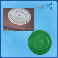House Interior Decoration Finishing Materials Hot Sale Healthy Ceiling Rose Molds