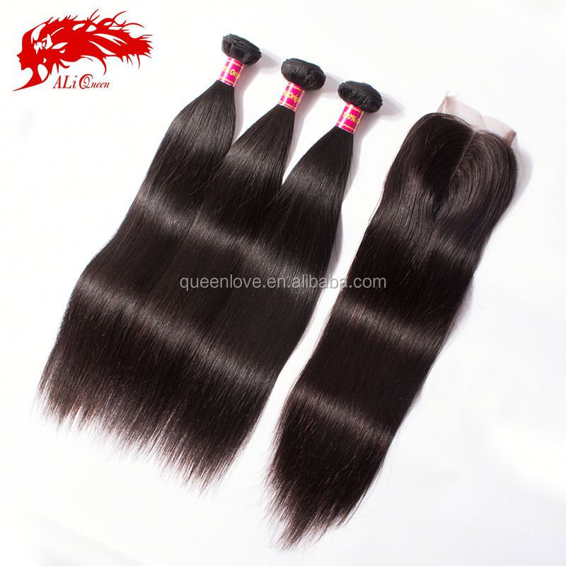 Brazilian remy lace closure new style hair weaving closures