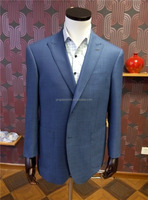 Custom Tailored Made to Measure Men Suits - 100% Wool