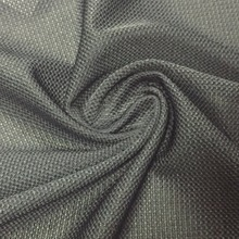 Warp knitted Semi Dull 81 Polyester 19 Spandex butterfly jacquard mesh Fabric for sportswear