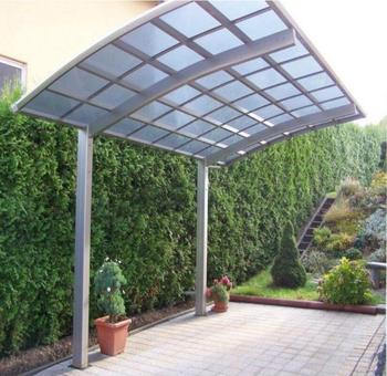 Car Porch Roof/ Polycarbonate Car Shelter Carport Garage