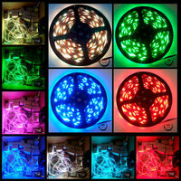 wholesale&hight quality flexible led strip car waterproof 5050 smd 300 smd led