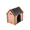 cheap wooden dog house for manufacture