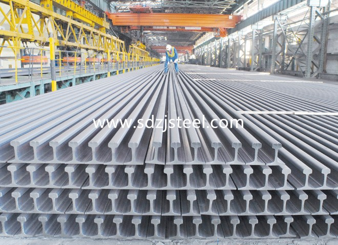 2016 EN Standard 50Mn Steel Rail For Rail