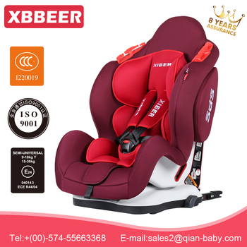 5-POINTS Harness Fashion Baby Car Seat for 9-36kg car seat ...