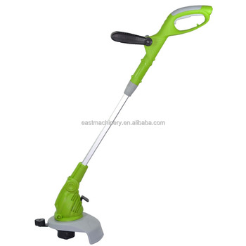 Cheap price 400w 250mm electric grass cutter light weight for Lightweight garden tools