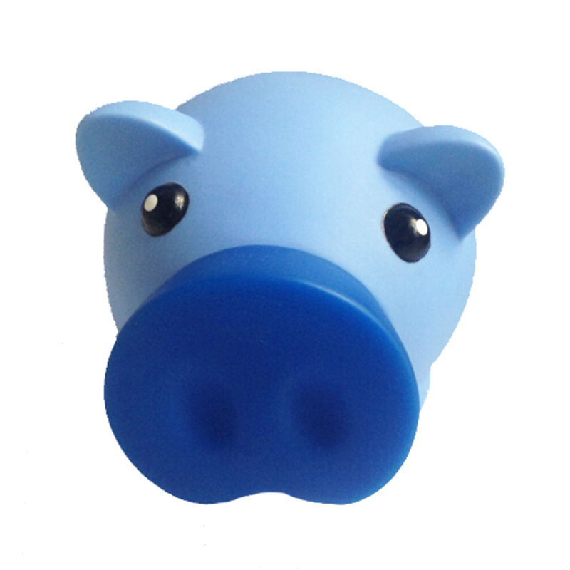 Wholesale piggy bank in pvc piggy bank in pvc wholesale Plastic piggy banks for kids