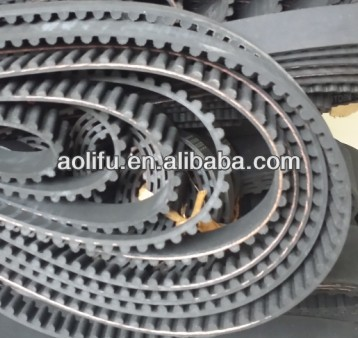 Rubber Timing Belts with Glass fiber