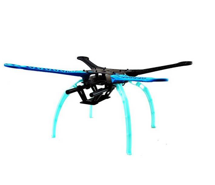 F08151 500mm Multi-Rotor Air Frame Kit S500 W/ Landing Gear For FPV Quadcopter