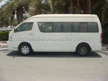 <span class=keywords><strong>TOYOTA</strong></span> <span class=keywords><strong>HIACE</strong></span> HIGH ROOF 2.5L DIESEL 15 SEAT BUS