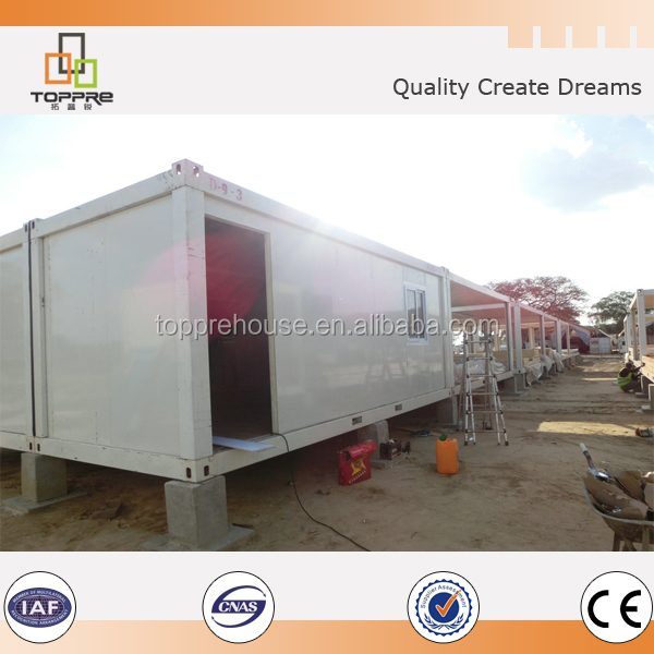 Individual Custom Prefabricated Container house for Office Room
