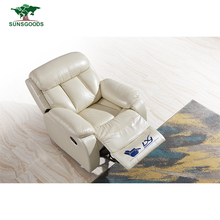 Natural And Comfortable Living Room Furniture Type Recliner,Recliner Sofa Single Chair