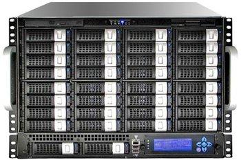 Rs 7034x 7u 5u Dual Intel Xeon Rack Server