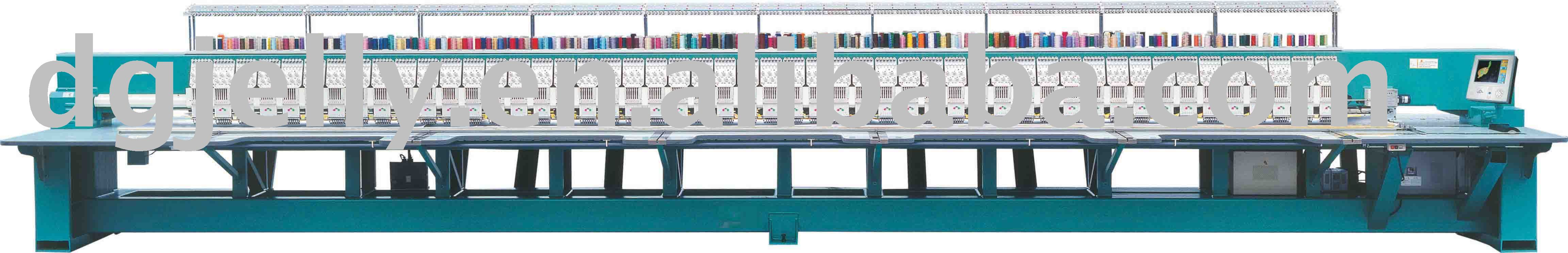 Comupterized Multi-head Embroidery machine