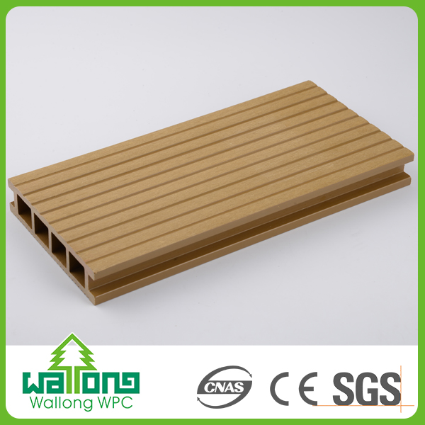 Embossing wood surface 146 X 30 outdoor deck flooring